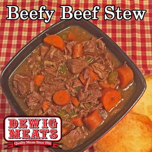 Beefy Beef Stew