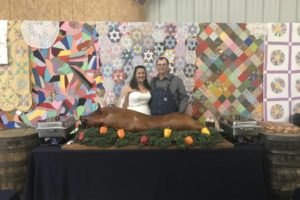 Whole Hog Catering Wedding