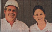 Dean Dewig and his sister Darla (Dewig) Kiesel are members of the third generation of Dewigs to work at the family's  Dewig Bros. Packing Co.
